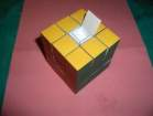 Paper Cube 7
